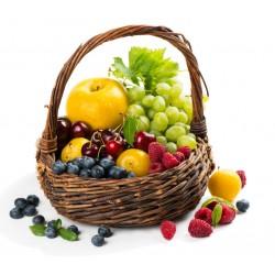 Petit panier fruits bio