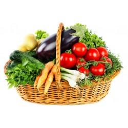 Grand Panier légumes BIO
